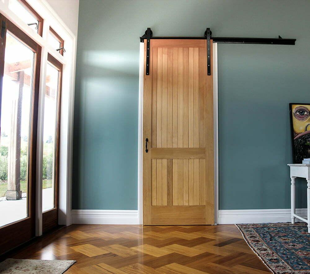 Parkhill Joinery sliding doors