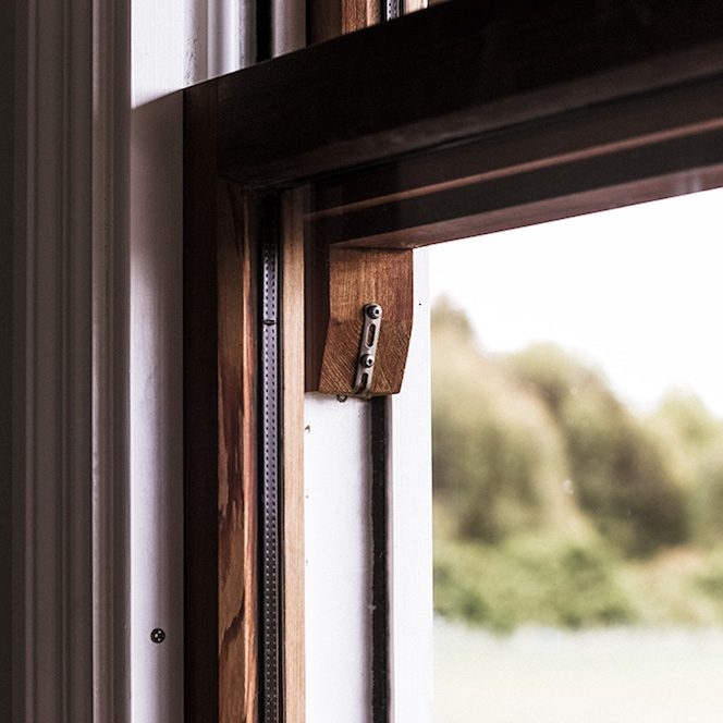 Parkhill Joinery sash window